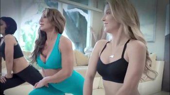 هذه قصص بعض السيدات اللاتي أصبحن صديقات في مجال اللياقة البدنية
