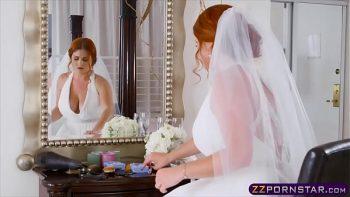 العروس التي تغش في زوجها وتمارس الجنس مع أجمل ذكر في العرس
