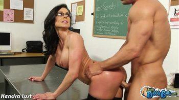ممارسة الجنس مع المعلم كندرا شهوة