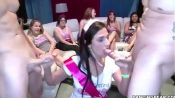 ماذا تفعل الزوجات في حفلة العزاب