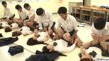 الطلاب الذين يمارسون الجنس في الصف