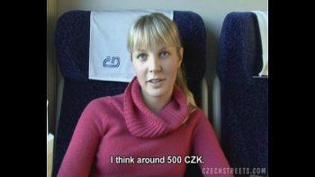اللسان في قطار برلين السريع